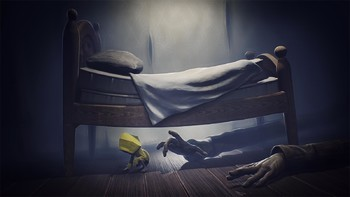 Screenshot2 - Little Nightmares: Complete Edition