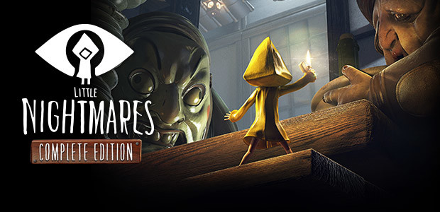 Little Nightmares: Complete Edition - Cover / Packshot