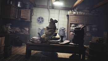Screenshot3 - Little Nightmares: Secrets of The Maw Expansion Pass