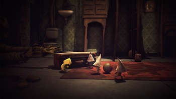 Screenshot5 - Little Nightmares: Secrets of The Maw Expansion Pass