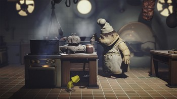 Screenshot6 - Little Nightmares: Secrets of The Maw Expansion Pass