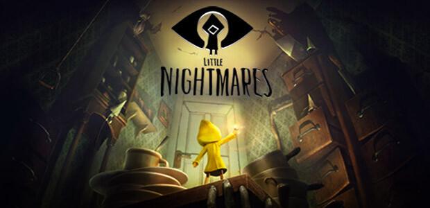 Little Nightmares (GOG) - Cover / Packshot