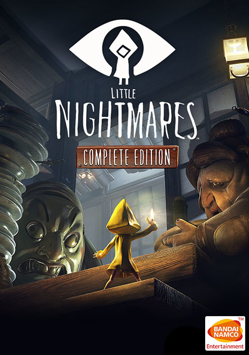 Little Nightmares: Complete Edition (GOG) - Cover / Packshot