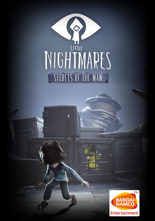 Little Nightmares: Secrets of The Maw Expansion Pass (GOG) - Cover / Packshot