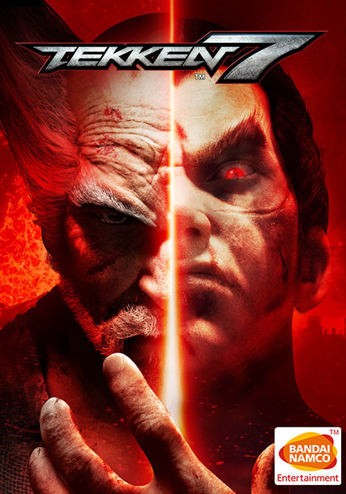 TEKKEN 7 - Cover / Packshot