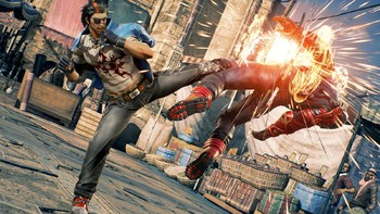 Screenshot10 - TEKKEN 7