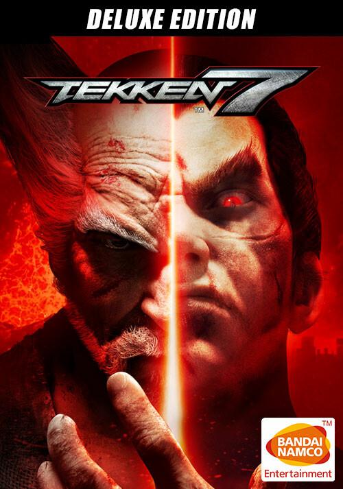 TEKKEN 7 Deluxe Edition - Packshot