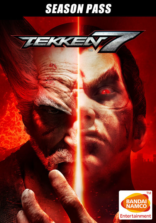 TEKKEN 7 - Season Pass - Cover / Packshot