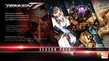 Screenshot1 - TEKKEN 7 - Season Pass