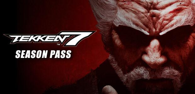 TEKKEN 7 - Season Pass - Cover / Packshot