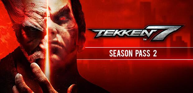 TEKKEN 7 - Season Pass 2 - Cover / Packshot