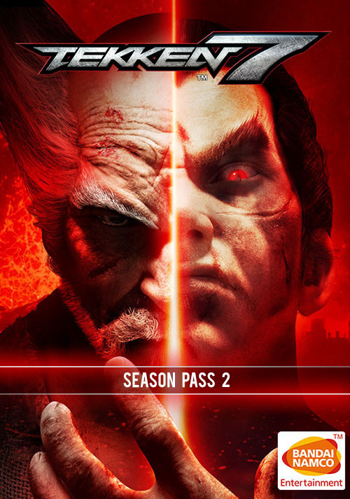 TEKKEN 7 - Season Pass 2 - Cover