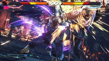 Screenshot1 - TEKKEN 7 - Ultimate Edition