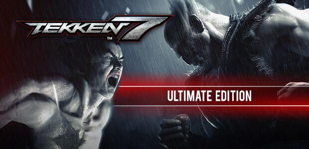 TEKKEN 7 - Ultimate Edition - Cover / Packshot