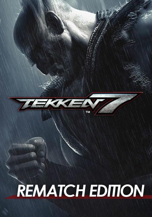 TEKKEN 7 - Rematch Edition - Cover
