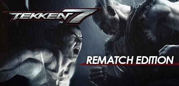 TEKKEN 7 - Rematch Edition - Cover / Packshot