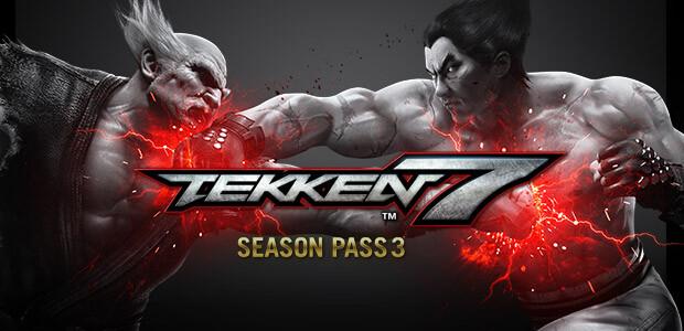 TEKKEN 7 - Season Pass 3 - Cover / Packshot