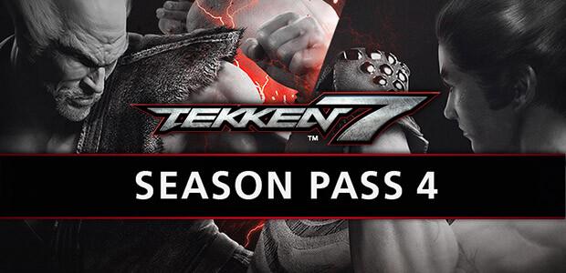 TEKKEN 7 - Season Pass 4 - Cover / Packshot