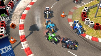 Screenshot4 - Bang Bang Racing