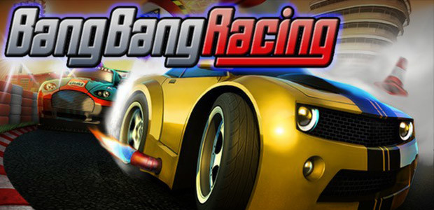 Bang Bang Racing - Cover / Packshot