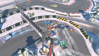 Screenshot1 - Bang Bang Racing