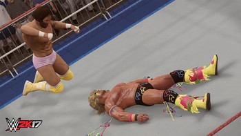 Screenshot1 - WWE 2K17