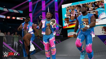 Screenshot2 - WWE 2K17 Season Pass