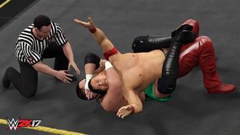 Screenshot3 - WWE 2K17 Season Pass