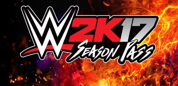 WWE 2K17 Season Pass - Cover / Packshot