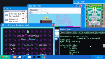 Screenshot2 - Mainlining