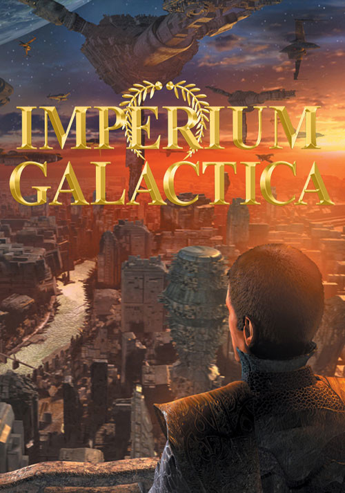 Imperium Galactica - Cover