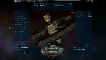 Screenshot1 - Imperium Galactica 2