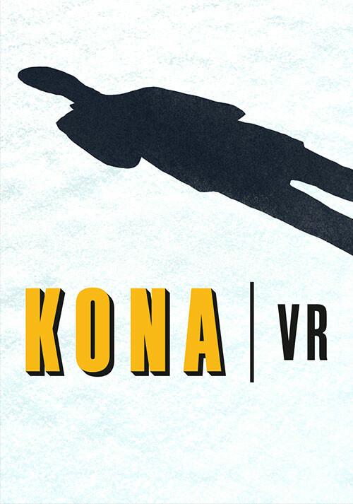 Kona VR - Cover / Packshot