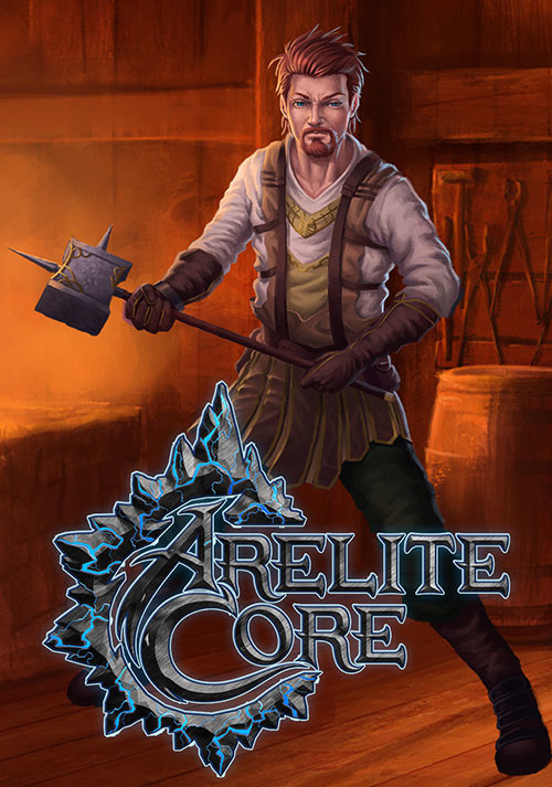 Arelite Core - Cover / Packshot