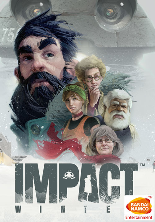 Impact Winter - Cover