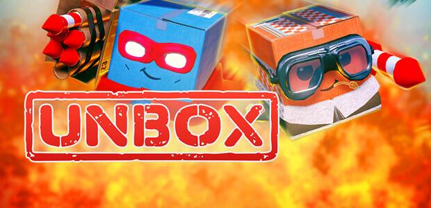 Unbox - Cover / Packshot