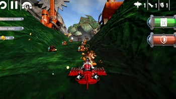 Screenshot4 - Red Barton and the Sky Pirates