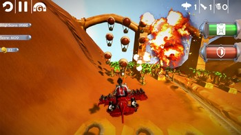 Screenshot6 - Red Barton and the Sky Pirates