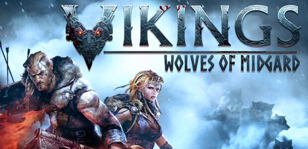 Vikings - Wolves of Midgard - Cover / Packshot