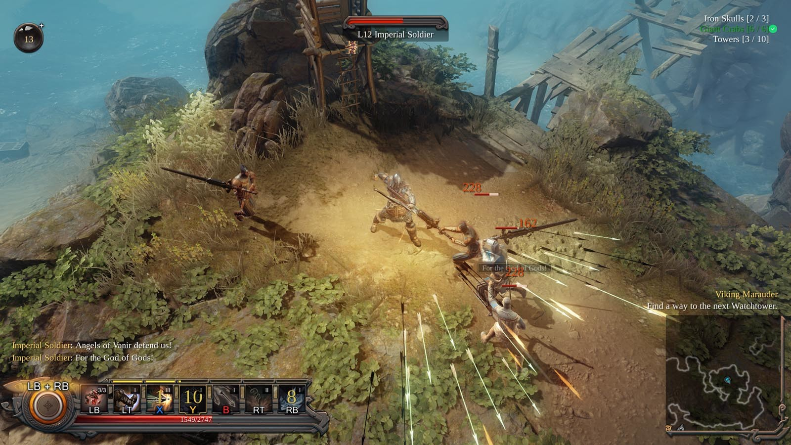 Vikings - Wolves of Midgard [Steam CD Key] for PC, Mac and Linux - Buy now