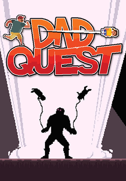 Dad Quest - Cover / Packshot