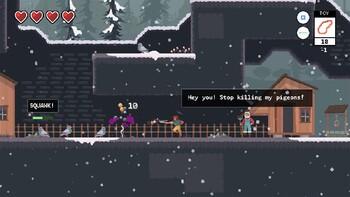 Screenshot1 - Dad Quest