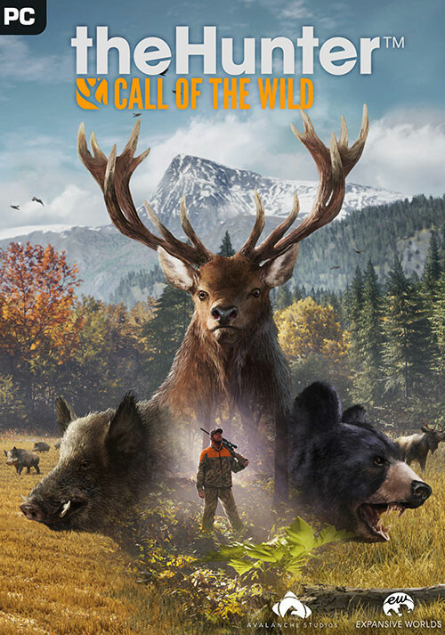theHunter: Call of the Wild - Cover / Packshot