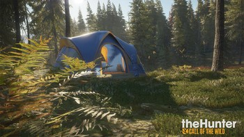 Screenshot1 - theHunter: Call of the Wild - Tents & Ground Blinds