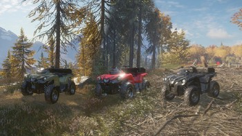Screenshot4 - theHunter: Call of the Wild - ATV SABER 4X4 DLC