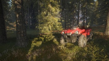 Screenshot2 - theHunter: Call of the Wild - ATV SABER 4X4 DLC