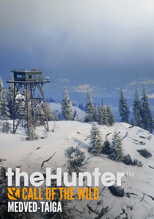 theHunter: Call of the Wild - Medved - Taiga - Cover