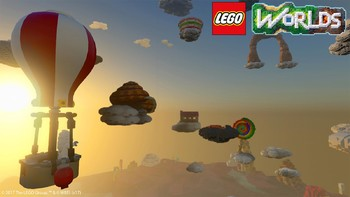 Screenshot2 - LEGO Worlds