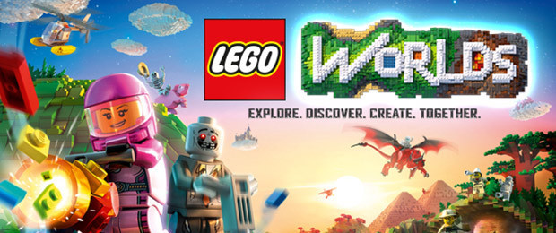 LEGO Worlds Update adds brand new Sandbox Mode