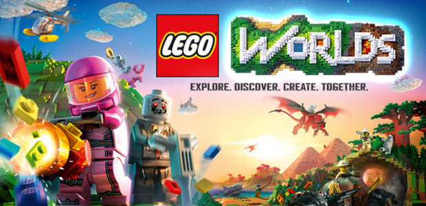 LEGO Worlds [Steam CD Key] for PC - Buy now